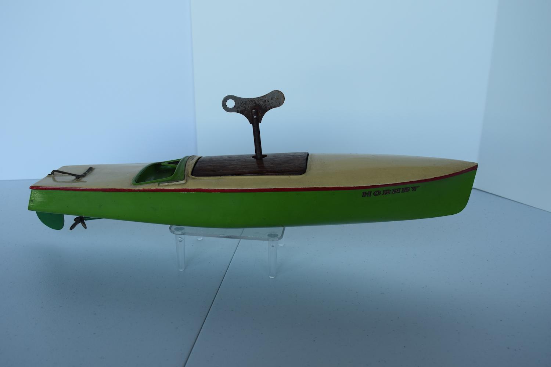 Hornby Speedboat