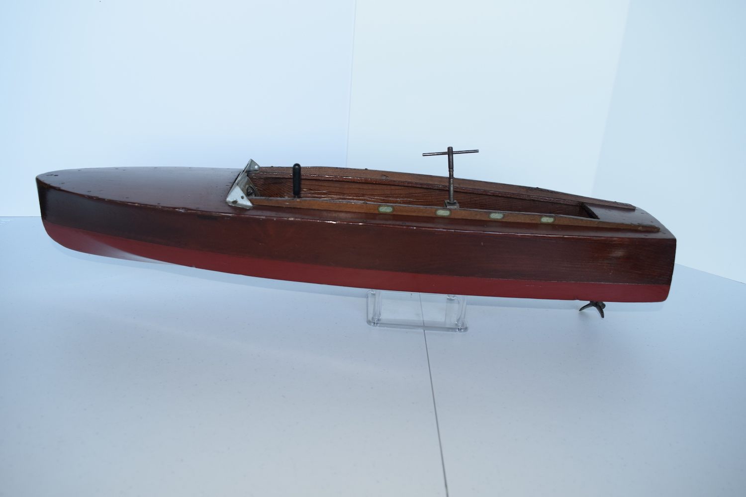 Seaworthy Boats runabout