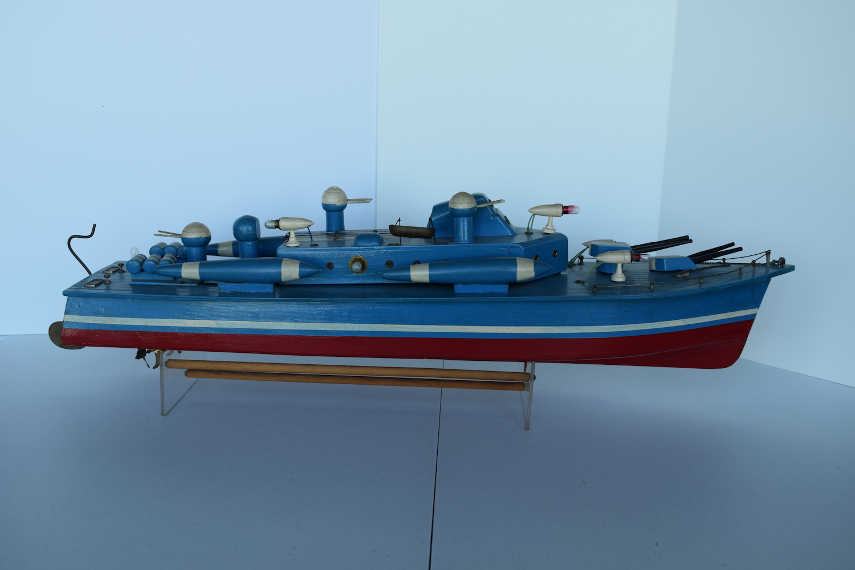 1950's Japanese Destroyer