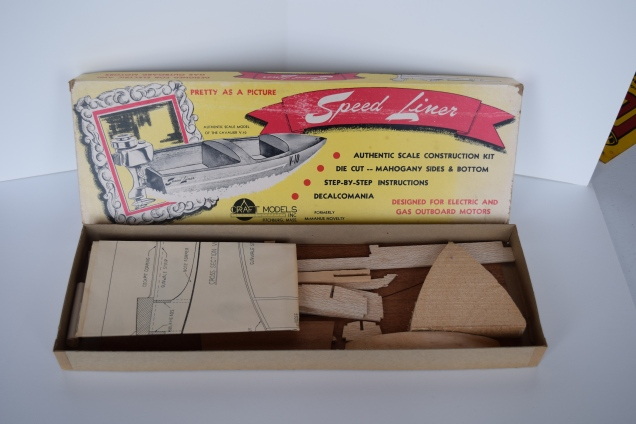 Speedliner Model kit