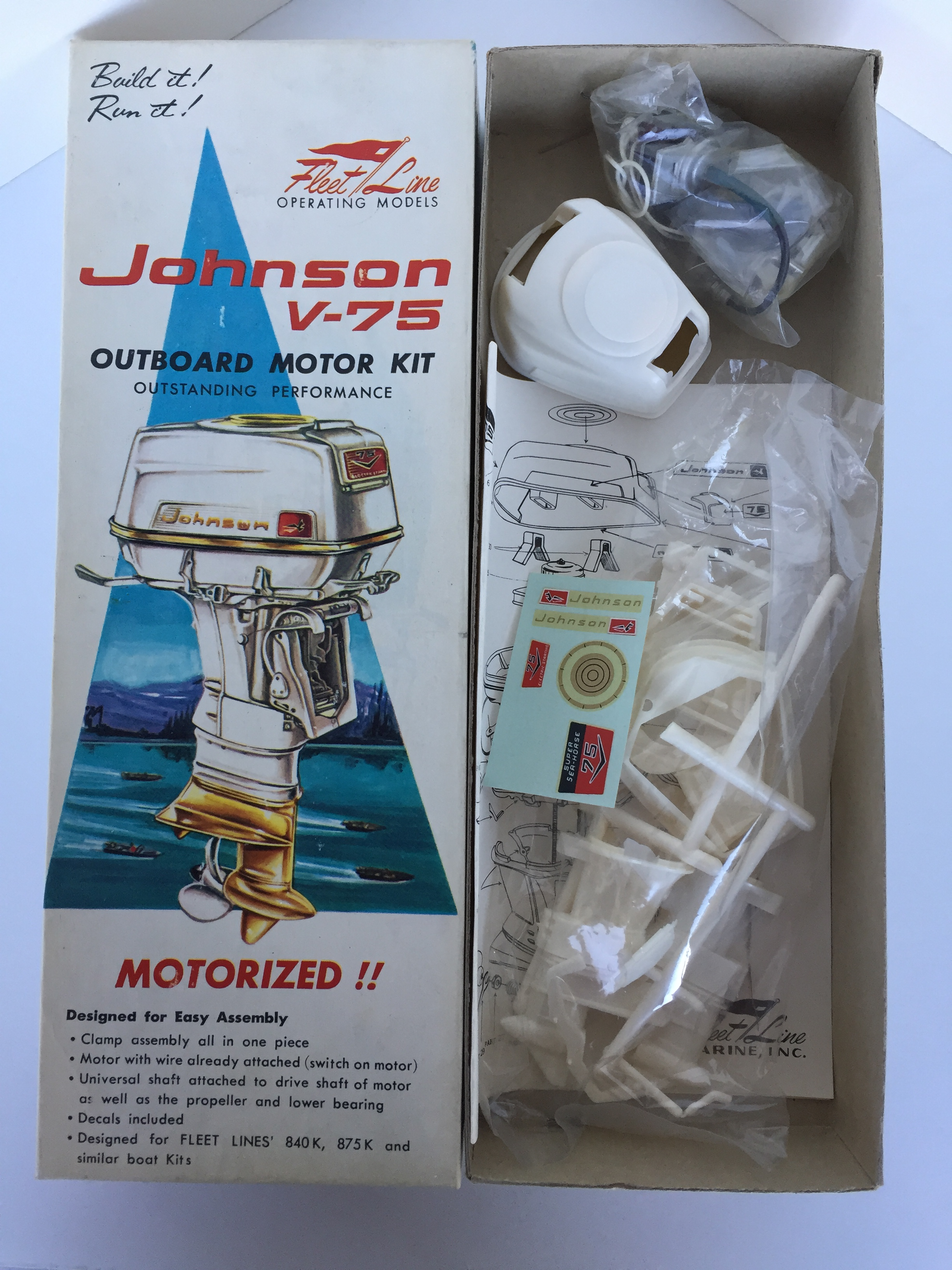 Johnson kit